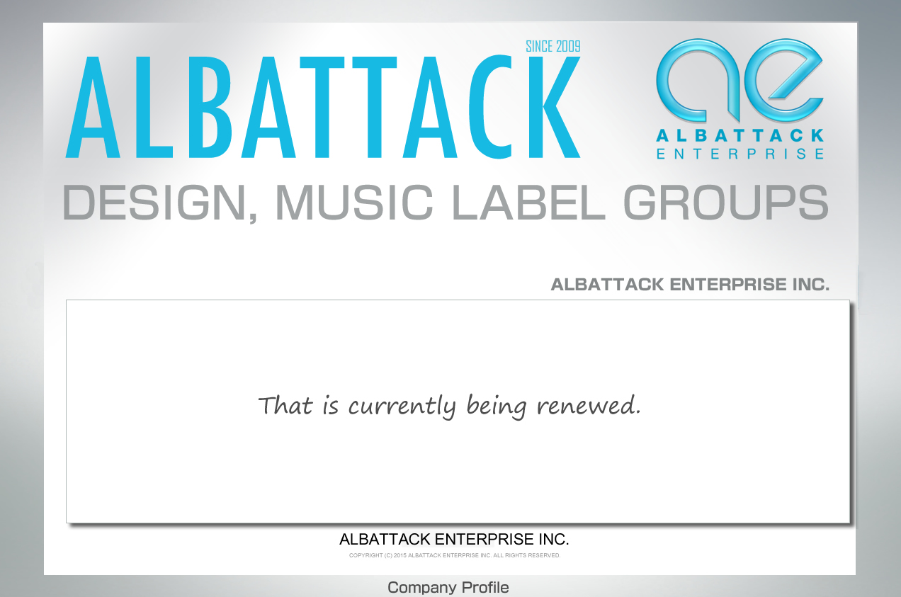 Albattack Enterprise INC.